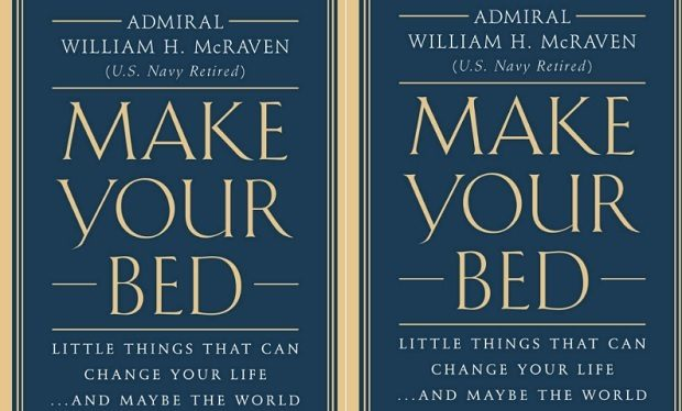 Make Your Bed By William Mcraven