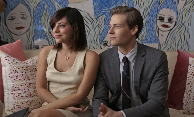 ABC/Giovanni Rufino) KRYSTA RODRIGUEZ, HUNTER PARRISH
