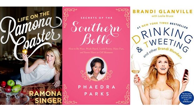 Real Housewives books