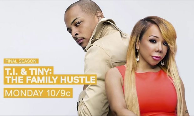 TI and Tiny Family Hustle VH1