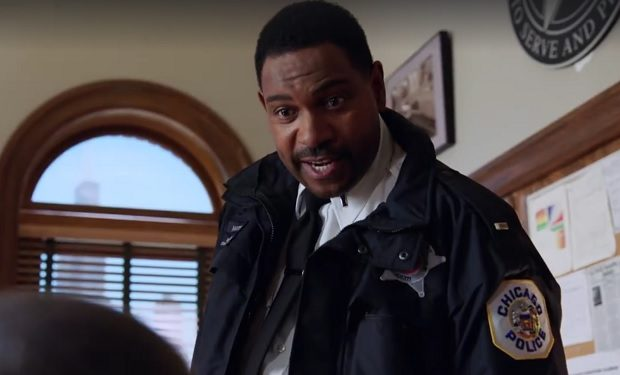 Mykelti Williamson Chicago PD NBC