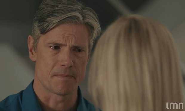 Cameron Bancroft in Secrets of My Stepdaughter LMN