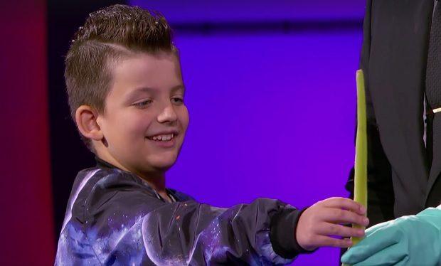 Dom the Bom Card thrower LBS on NBC