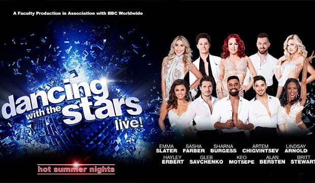 DWTS Hot Summer nights tour
