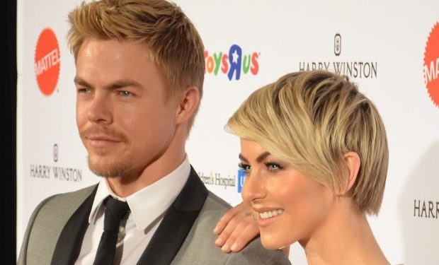 Derek Hough Julianne Hough