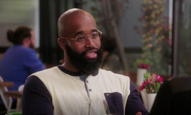 Joe Crawford on Basketball Wives VH1