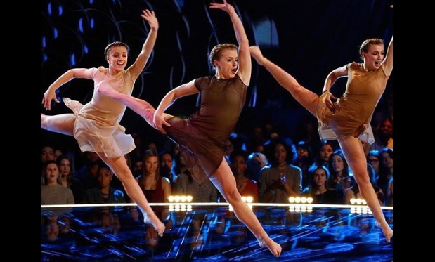 M sistesr World of Dance NBC