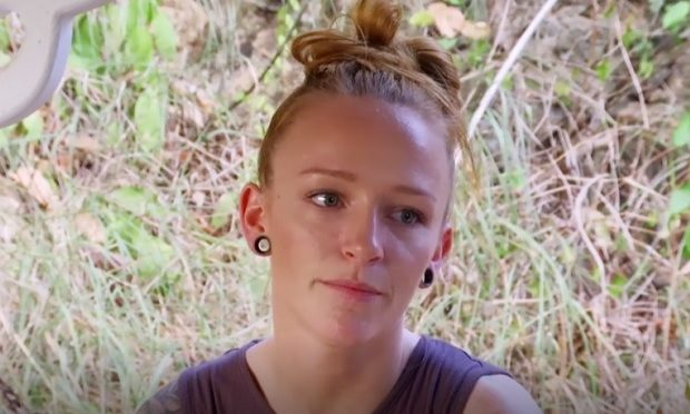 MACI BOOKOUT Teen Mom OG MTV