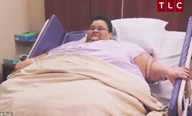 Milla Clark on My 600 Lb Life on TLC