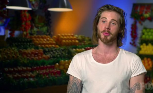 Ty on MasterChef on FOX