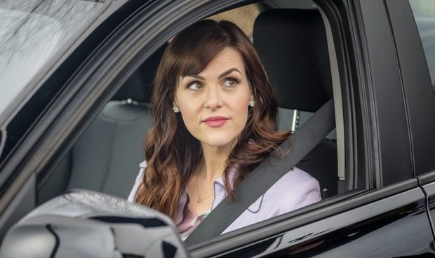 Sara Rue All For Love Hallmark Crown