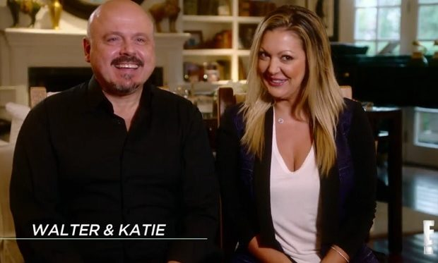 Walter and Katie on Second Wives Club E