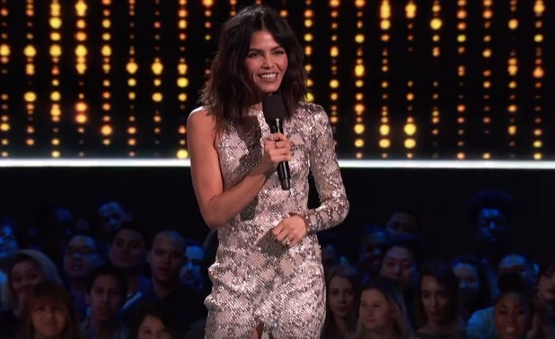 Who is world of dance host jenna dewan tatum for Reely hooked fish dip