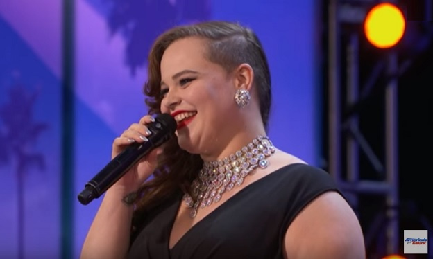 Singer Yoli Mayor 21 Gets Second Chance On 39 America 39 S