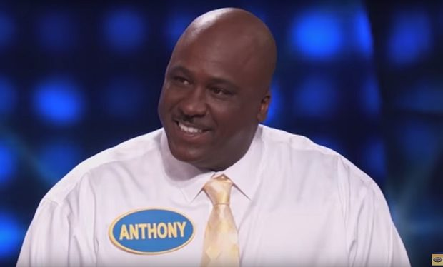 Anthony Celebrity Family Feud ABC