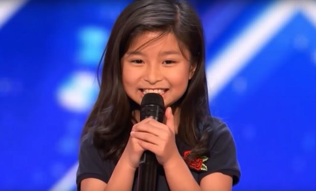 Celine Tam on AGT NBC