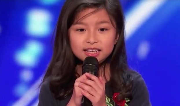 Celine 9 on america s got talent after 600 hours of for Reely hooked fish co