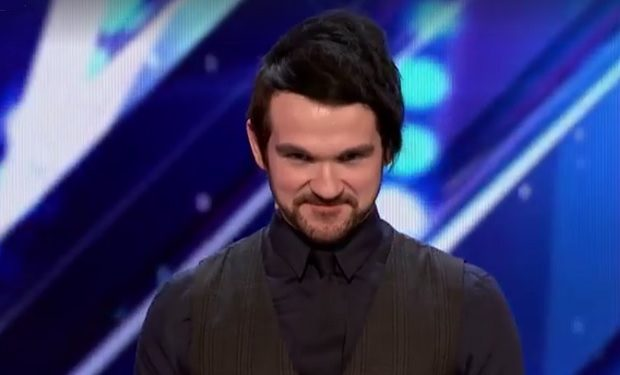 Colin Cloud on AGT NBC