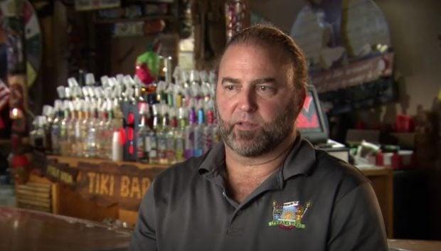 Frank Freaki Tiki Bar Rescue Spike