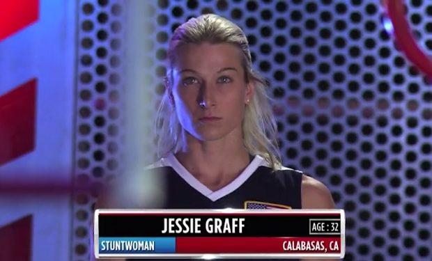 Jessie Graff ANW NBC