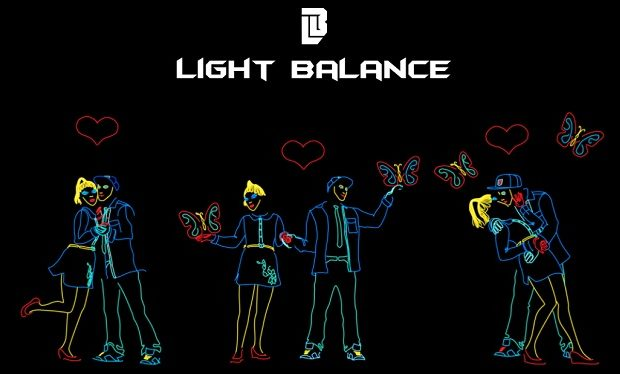 Americas Got Talent Light Balance