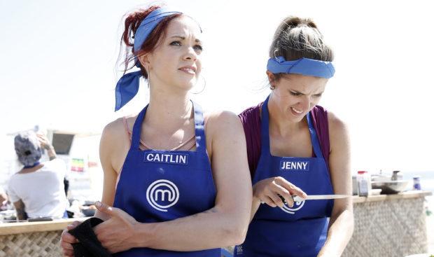 Caitlin and Jenny