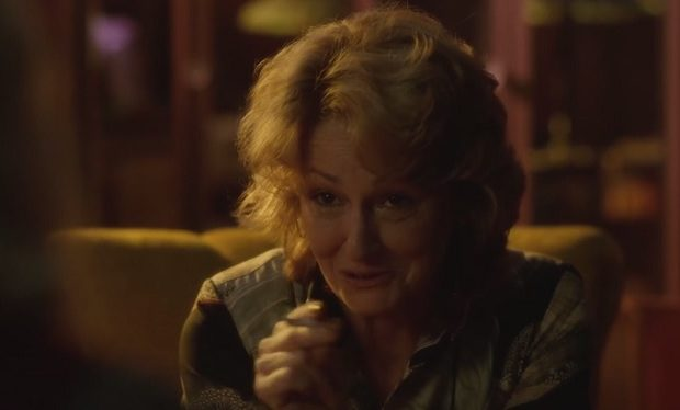 Melissa Leo in I'm Dying Up Here Showtime