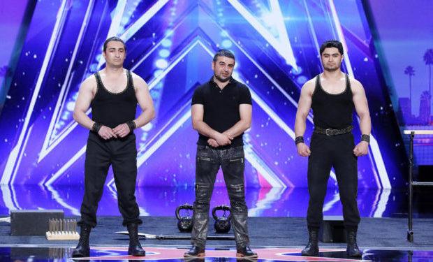 Azeri Brothers AGT NBC