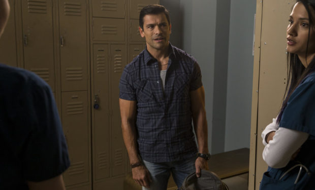 Mark Consuelos The Night Shift