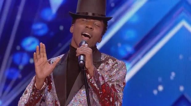Sammulous on AGT NBC