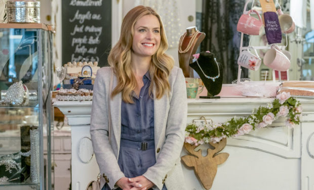 Maggie Lawson in My Favorite Wedding Hallmark Channel (Crown Media)