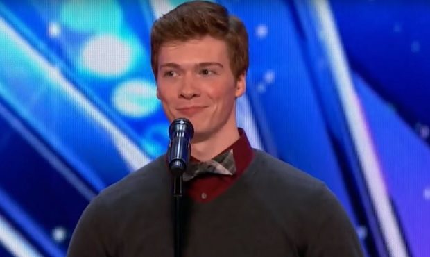 Daniel on AGT NBC