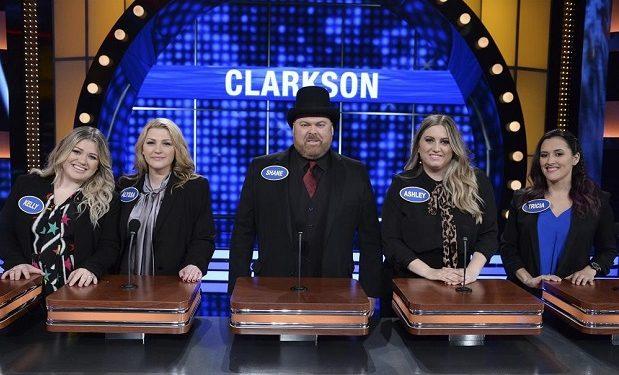 kelley-clarkston Celebrity Family Feud ABC