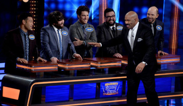 Who Is John Gemberling on Celebrity Family Feud with Squirrel Answer?