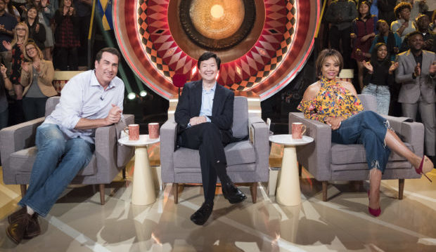 The Gong Show ABC judges