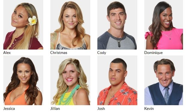 8 of the 14 BB 19 CBS