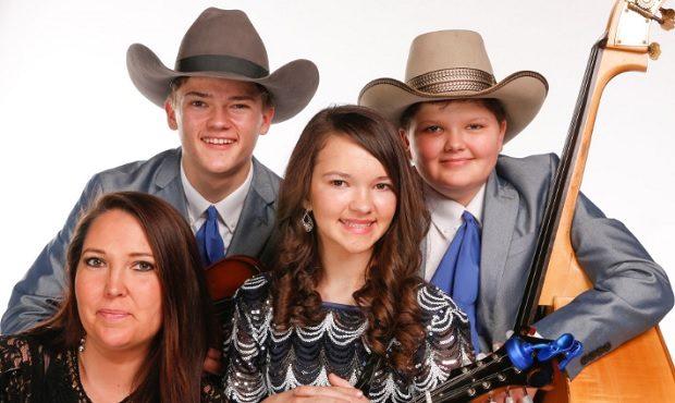 Baker Family AGT NBC/Vivian Zink