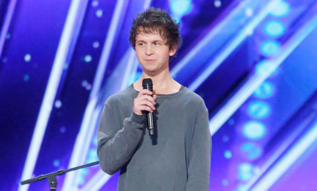 Darcy Callus on AGT Trae Patton NBC