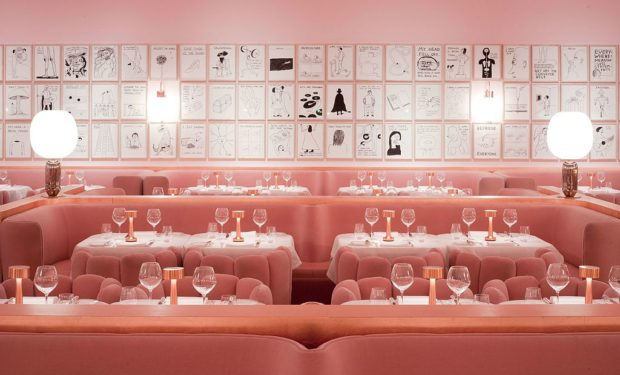 India_Mahdavi, The Gallery at Sketch
