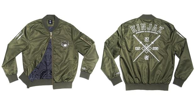Kinjaz jackets