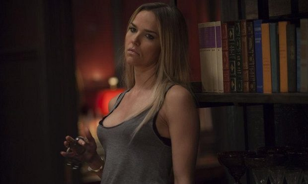Arielle Kebbel as Olivia -- (Photo by: Cathy Kanavy/NBC) Midnight Texas Olivia NBC