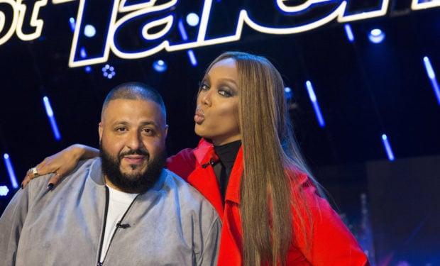 DJ Khaled Tyra Banks AGT NBC