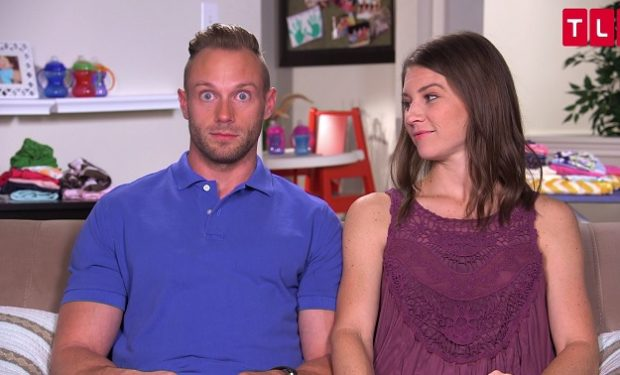 Outdaughtered couple on TLC