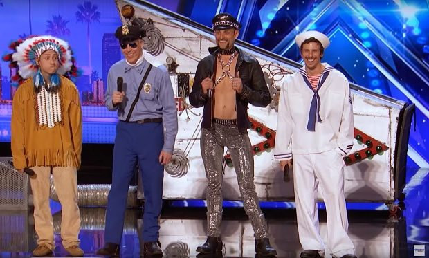 Quiddlers on AGT