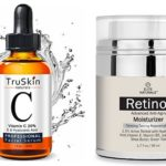 TruSkin and Elite Naturals Retinol Skin Cream -- Top Anti aging skin solutions