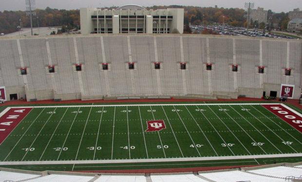 IU Football Stadium Memorial