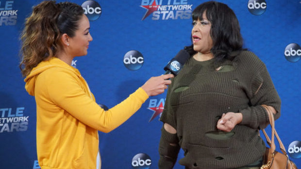 Jackee Battle of Network Stars ABC