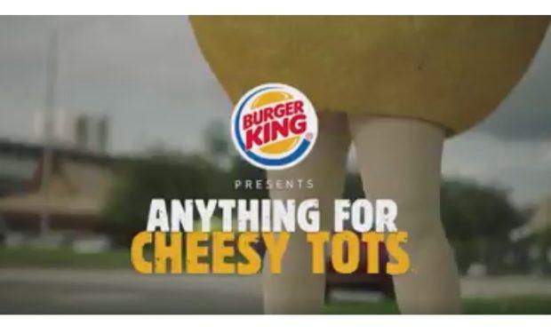 BK Cheesy Tots