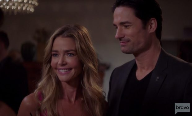 DENISE Richards on Girlfriends' Guide to Divorce Bravo