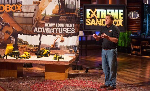 Extreme Sandbox Shark Tank